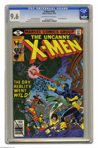 X-Men #128 (Marvel, 1979) CGC NM+ 9.6 Off-white to white pages. Proteus appearance. George Perez and Terry Austin cover...