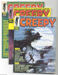 Bronze Age (1970-1979):Horror, Creepy (Magazine) Group (Warren, 1968-70) Condition: Average VF.This group includes #23, 24, 25, 28, 29, 30, and 35. Approx...(Total: 7 Comic Books Item)