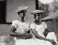 Photographs:Gelatin Silver, Fonville Winans (American, 1911-1992). Dixie Bells, 1938. Gelatin silver, printed later. 3-5/8 x 4-3/4 inches (9.2 x 12....