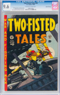 Golden Age (1938-1955):War, Two-Fisted Tales #34 Gaines File Pedigree 10/11 (EC, 1953) CGC NM+ 9.6 Off-white to white pages....