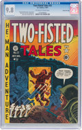 Golden Age (1938-1955):War, Two-Fisted Tales #22 Gaines File Pedigree 5/10 (EC, 1951) CGC NM/MT 9.8 Off-white to white pages....
