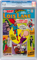 Silver Age (1956-1969):Superhero, Superman's Girlfriend Lois Lane #95 Pacific Coast Pedigree (DC,1969) CGC NM/MT 9.8 Off-white to white pages....