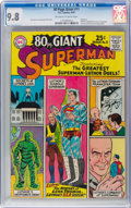 Silver Age (1956-1969):Superhero, 80 Page Giant #11 Lex Luthor (DC, 1965) CGC NM/MT 9.8 Off-white towhite pages....