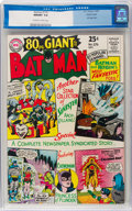 Silver Age (1956-1969):Superhero, Batman #176 Pacific Coast Pedigree (DC, 1965) CGC NM/MT 9.8Off-white to white pages....
