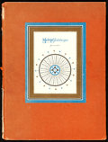 Movie Posters:Miscellaneous, MGM Exhibitors Book (MGM, 1924-1925). Fine. Hardco...