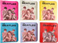 Music Memorabilia:Memorabilia, Beatles set of Six Three-Ring Binders (6) (US, 1964). . ...
