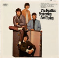 Music Memorabilia:Recordings, The Beatles Yesterday and Today Mono Vinyl LP Still Sealed(Capitol, T2553, 1966). . ...