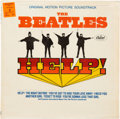 Music Memorabilia:Recordings, The Beatles Help! Mono Vinyl LP Still Sealed With Original Stickers (Capitol MAS 2386, 1965). . ...