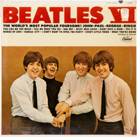 The Beatles VI Mono Vinyl LP Still Sealed (Capitol, ST 2358, 1965)