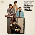 Music Memorabilia:Recordings, The Beatles Still Sealed Yesterday and Today Second State Butcher Cover Paste-Over Mono Vinyl LP (Capitol, T 2553,...