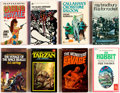 Books:Vintage Paperbacks, Assorted Vintage Fantasy/Science Fiction Paperbacks Box Lot(Various Publishers, 1960s-2000s).... (Total: 4 Box Lots)