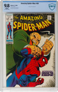 Silver Age (1956-1969):Superhero, The Amazing Spider-Man #69 (Marvel, 1969) CBCS NM/MT 9.8 White pages....