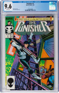 Modern Age (1980-Present):Superhero, The Punisher #1 (Marvel, 1987) CGC NM+ 9.6 White pages....