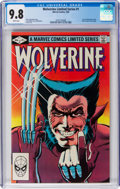 Modern Age (1980-Present):Superhero, Wolverine #1 (Marvel, 1982) CGC NM/MT 9.8 White pages....