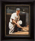 Baseball Collectibles:Others, 2000's Lou Gehrig Original Painting by Ron Stark....