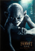"Movie Posters:Fantasy, The Hobbit: An Unexpected Journey (New Line, 2012). Near Mint.Lenticular One Sheet (27"" X 40"") Gollum Style.. ..."