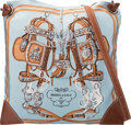 "Luxury Accessories:Bags, Hermès 33cm ""Brides de Gala"" Silkycity Duo Bag. M Square, 2009. Condition: 2. ..."