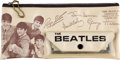 Music Memorabilia:Memorabilia, Beatles Vintage Pencil Case (1964). . ...