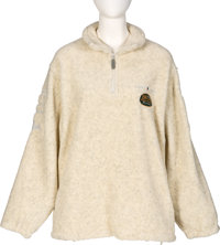 Farrah Fawcett Owned Ivory Gant Pullover Sweater