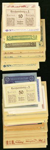 Austria Notgeld Group Lot of 184 Examples About Uncirculated-Crisp Uncirculated. ... (Total: 184 notes)