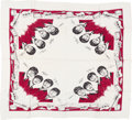 Music Memorabilia:Memorabilia, The Beatles Tablecloth (1964). . ...