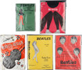 Music Memorabilia:Memorabilia, The Beatles Nylon Stockings Collection (1964). . ...
