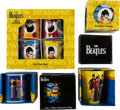 Music Memorabilia:Memorabilia, The Beatles Yellow Submarine Mugs and Coasters. . ...