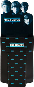 Music Memorabilia:Memorabilia, The Beatles Capitol Records Floor Display With Instructions and Letter (1992). . ...