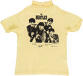 Music Memorabilia:Costumes, The Beatles Yellow Turtleneck T-Shirt (1964). . ...
