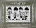 Music Memorabilia:Memorabilia, The Beatles Loot Tray (1964). . ...