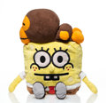 Collectible:Contemporary, BAPE X Universal Studios. Sponge Bob, 2008. Plush toy. 21 x 17 x 6 inches (53.3 x 43.2 x 15.2 cm). Comes with original t...