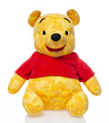 Collectible:Contemporary, BAPE X Disney. Winnie the Pooh, 2006. Plush toy. 14 x 13-1/2 x 10 inches (35.6 x 34.3 x 25.4 cm). Produced by A Bathing ...