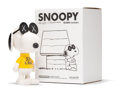 Collectible:Contemporary (1950 to present), KAWS X Peanuts. Joe KAWS, 2011. Painted cast vinyl. 8-1/4 x 5 x 3-1/2 inches (21 x 12.7 x 8.9 cm) (toy). Stamped on the ...