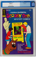 Bronze Age (1970-1979):Cartoon Character, Scooby Doo #21 File Copy (Gold Key, 1973) CGC NM 9.4 Off-white to white pages....