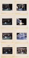 Music Memorabilia:Photos, The Beatles Original Slide Media and Printed Photos from Busch Stadium Concert With Copyright and Website Domain Name(1966)....