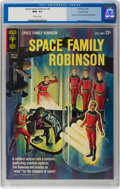 Silver Age (1956-1969):Science Fiction, Space Family Robinson #6 Pacific Coast Pedigree (Gold Key, 1964)CGC NM+ 9.6 Off-white pages....
