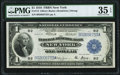 Fr. 713 $1 1918 Federal Reserve Bank Note PMG Choice Very Fine 35 EPQ