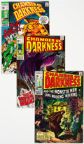 Silver Age (1956-1969):Horror, Chamber of Darkness Group of 8 (Marvel, 1969-70) Condition: Average VF.... (Total: 8 Comic Books)