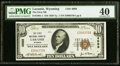 National Bank Notes:Wyoming, Laramie, WY - $10 1929 Ty. 1 The First NB