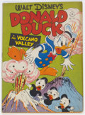 Golden Age (1938-1955):Cartoon Character, Four Color #147 Donald Duck (Dell, 1947) Condition: FN/VF....