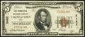 Youngstown, OH - $5 1929 Ty. 1 The Commercial National Bank Ch. # 2482 Fine-Very Fine