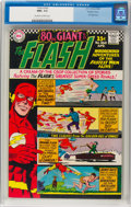 Silver Age (1956-1969):Superhero, The Flash #160 Western Penn Pedigree (DC, 1966) CGC NM+ 9.6 Off-white to white pages....