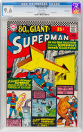 Silver Age (1956-1969):Superhero, Superman #187 Green River Pedigree (DC, 1966) CGC NM+ 9.6 Whitepages....