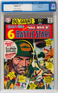 Our Army at War #177 Pacific Coast Pedigree (DC, 1967) CGC NM/MT 9.8 Off-white to white pages