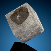 Muonionalusta Meteorite Cube Iron, IVA Northern Sweden - (67° 48'N, 23° 6'E) Found: 1906