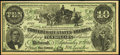 Macon, GA- Gantt Mfg. Co. Advertising Note ND Choice Crisp Uncirculated