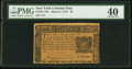 Colonial Notes:New York, New York March 5, 1776 $5 PMG Extremely Fine 40.. ...