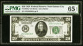 Small Size:Federal Reserve Notes, Fr. 2050-J $20 1928 Federal Reserve Note. PMG Gem Uncirculated 65EPQ.. ...