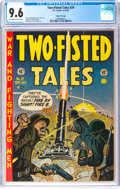 Golden Age (1938-1955):War, Two-Fisted Tales #29 Gaines File Pedigree (EC, 1952) CGC NM+ 9.6 Off-white to white pages....