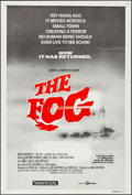 Movie Posters:Horror, The Fog (Filmways, 1980). Folded, Very Fine+. Aust...